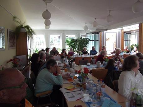 Bild:SBV-Delegierte aus Burg Stargard nehmen an der Mitgliederversammlung teil