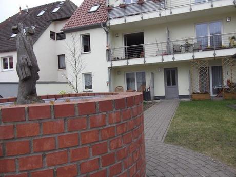 Bild: privat P.B. - Das Wohnhaus an der Langen Str. 18 vom Hofeingang