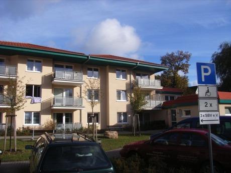 Barrierefreies Wohnhaus am Walkmüllerweg 4b
