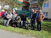 Bild: (c) Peter Braun- Städtetester starten am Walkmüllerweg 4, in Burg Stargard