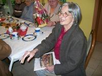 Bild: SBV/KK Frau Sauerteig bei der Ehrung