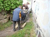 Bild:SBV/AG Der Jungfernstieg ist nicht für alle begeh- oder berollbar