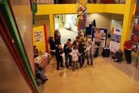 BilD:SBV/DL Schüler der Regionalen Schule beim Kulturbeitrag