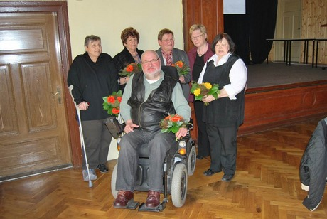 Bild:SBV/DL/ Der Vorstand des SBV e.V. von links Frau Hormann, Frau Krause, Frau Klimmt, Frau Ehlers, Frau Lips und Herr Braun (Frau Müller ist nicht auf dem Bild)