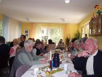 Bild:SBV-PB-Mitglieder und Gäste in der Begegnungsstätte des SBV